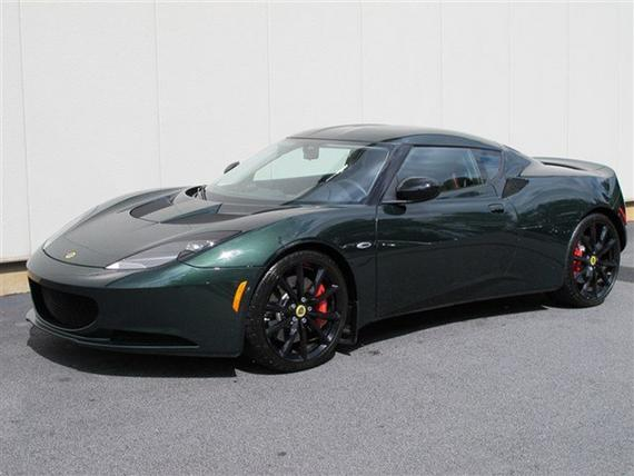2012 lotus evora s for sale in atlanta ga. Black Bedroom Furniture Sets. Home Design Ideas