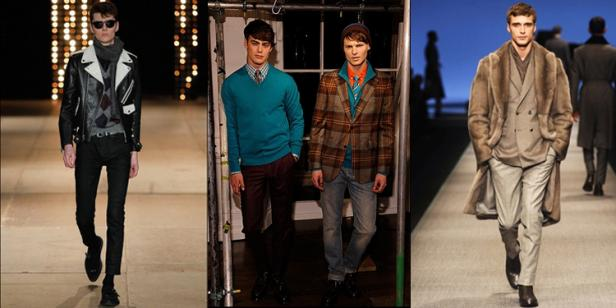 men's fashion week trends fall 2014