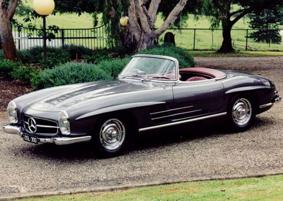 1960 mercedes benz 300sl roadster for sale in brisbane for Mercedes benz 300sl for sale
