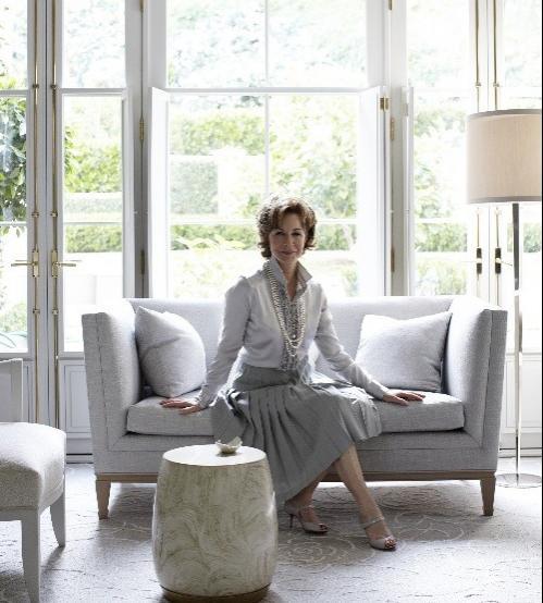 Interior Designer Barbara Barry Shares Her Secrets