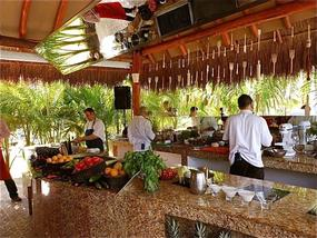 Tucanes Bar with Chef Wangler and his team