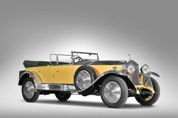 rm auctions rare rolls-royce and ferrari