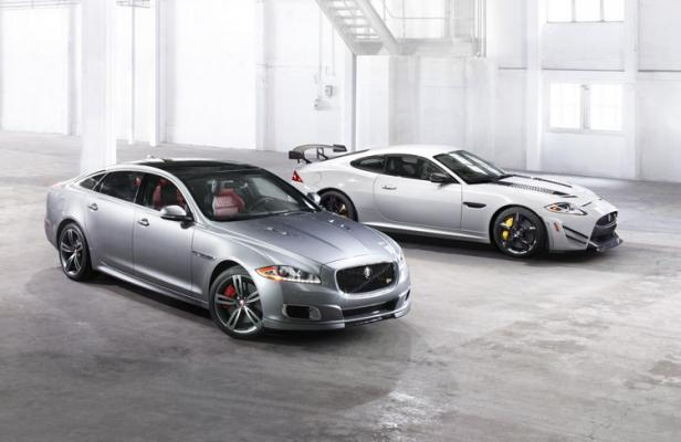 Jaguar Celebrates 25 Years of Performance with new XJR and XKR-
