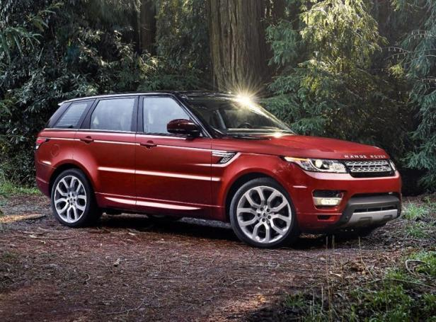 Land Rover Reveals the New Range Rover Sport