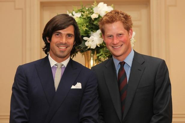 Prince Harry to Play Charity Polo Match vs. Nacho Figueras in G