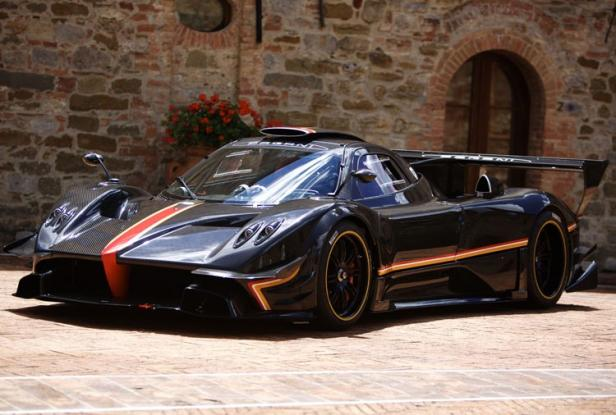 �Viva La Revolucion! Pagani Reveals the Ultimate Zonda