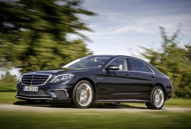 Mercedes-Benz  New Flagship S65 AMG