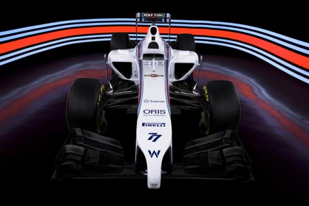 Williams Martini Racing formula one