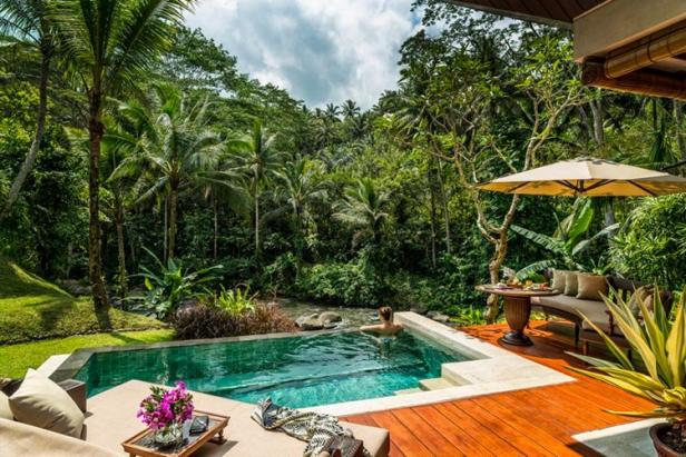 Villa Sengai - Your private villa with a staff of 12.