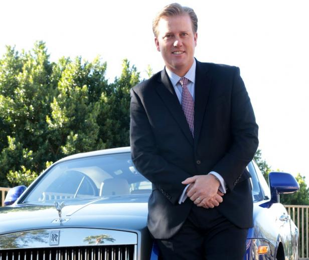 Rolls-Royce Eric C. Shepherd