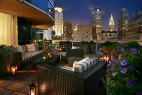 Sofitel New York rooftop