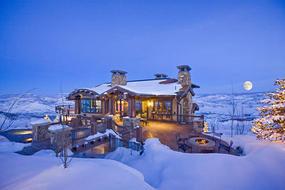 ski dream home exterior