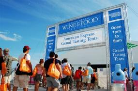 Whole Foods Grand Tasting Village