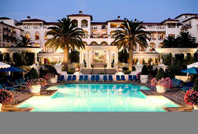 The St. Regis Monarch Beach pool