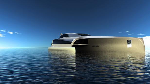 Sunreef Builds Buyer's Dream Yacht: The Trimaran 210