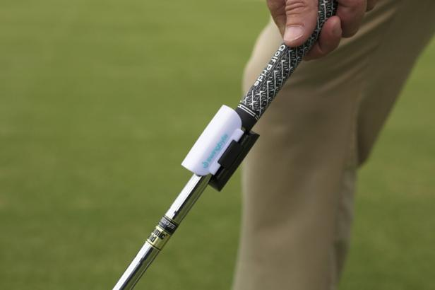golf swing device