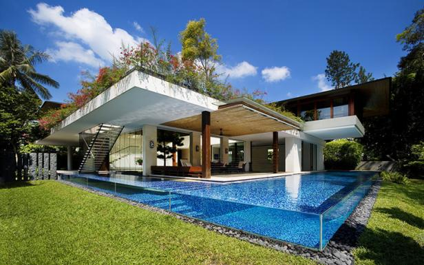 tangga house  guz architects
