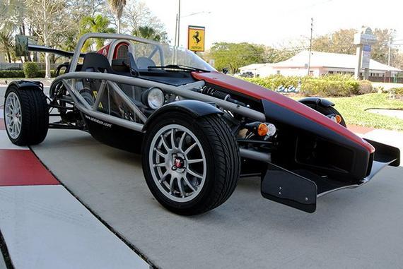 2012 ariel atom convertible for sale in tamp bay fl. Black Bedroom Furniture Sets. Home Design Ideas