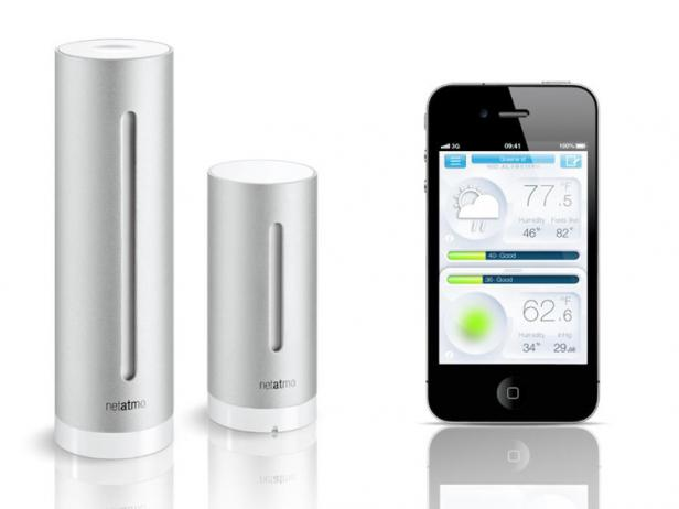 Netatmo's Urban Weather Station