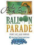 Port of San Diego Big Bay Balloon Parade