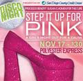 Step It Up for PINK:  A Girl's Night Out For A Cause at Anthology