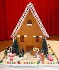 Christmas Festival & Gingerbread House Competition