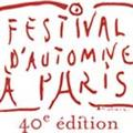 Paris Autumn Festival