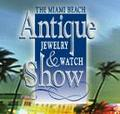 Miami Beach Antique Jewelry and Watch Show