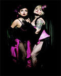 Fishnet Follies Presents Wild Women