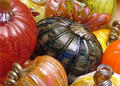 Half Moon Bay Art Glass Showcases Stunning Glass Pumpkin Patch