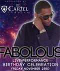 Fabolous Hosts Birthday Celebration at Pussycat Dolls Dollhouse
