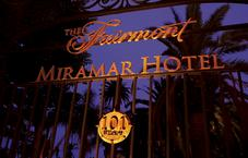 Fairmont Miramar Hotel and Bungalows