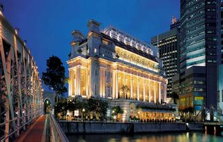 The Fullerton Hotel Singapore