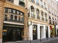 The rue du Faubourg Saint-Honor�
