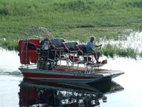 A-Awesome Airboat Ride
