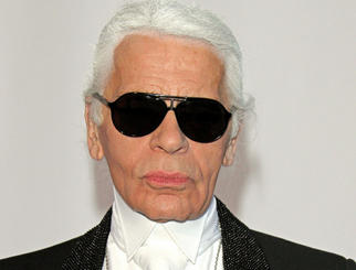 Famous Clothing Designers From Italy Karl Lagerfeld