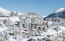 Carlton Hotel St. Moritz (Opening December 2015 for Winter Season)