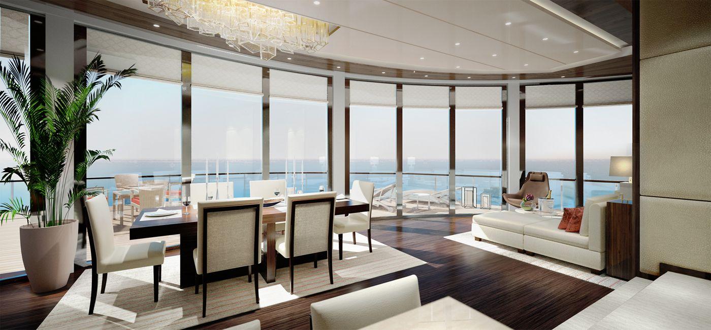 Floating Ritz-Carlton