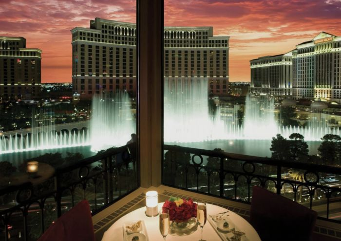 Las Vegas' Most Expensive Meals