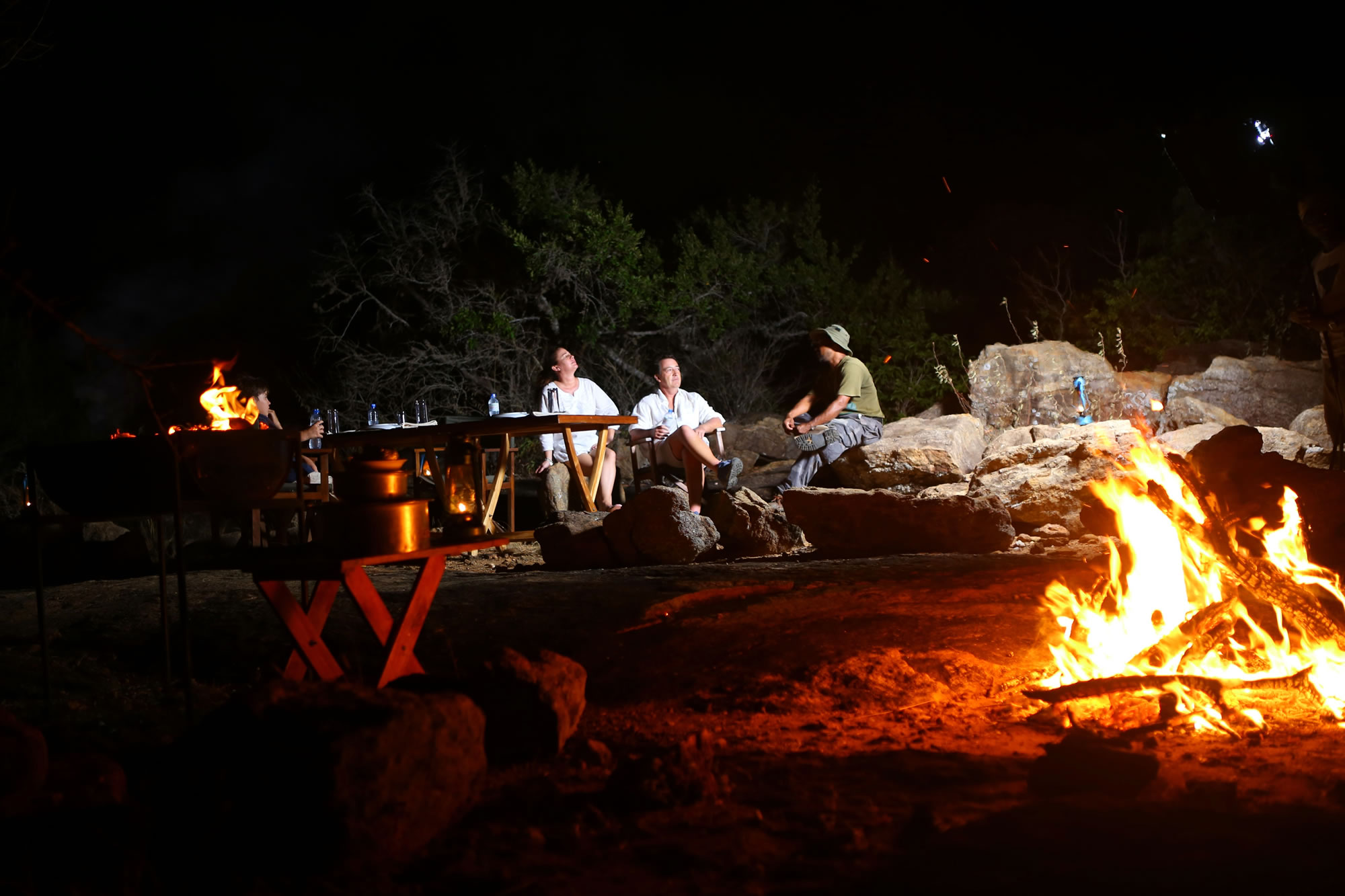 Safari Camping Hits Sri Lanka