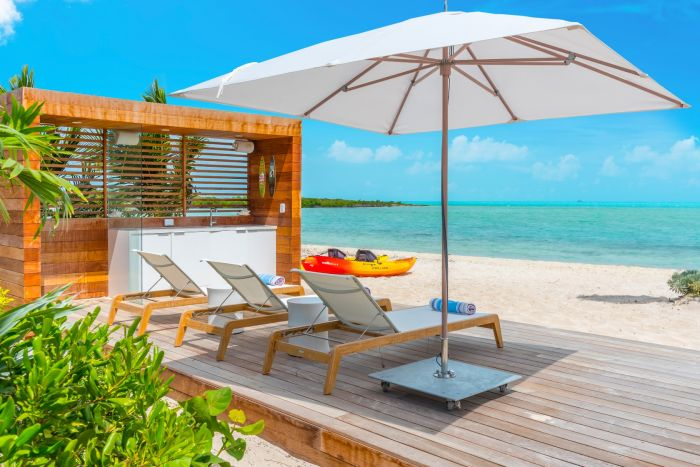 Turks and Caicos, Beach Enclave Long Bay