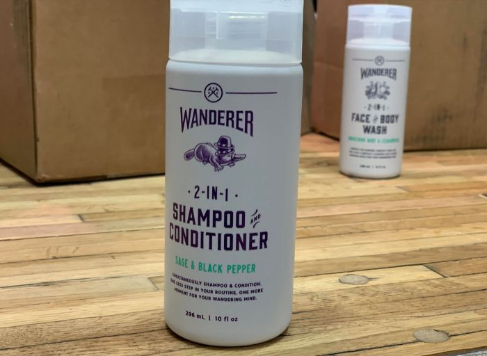 Wanderer, Dollar Shave Club
