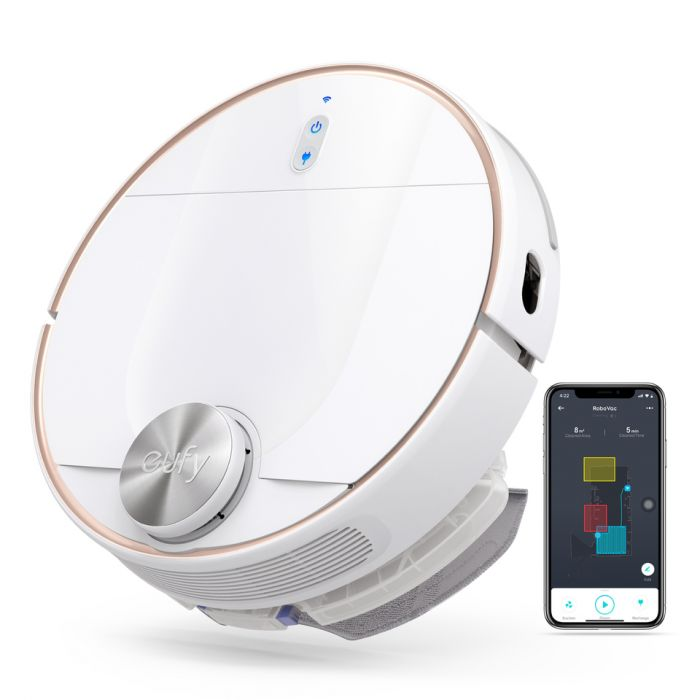 Eufy, Vacuum, Robot, RoboVac