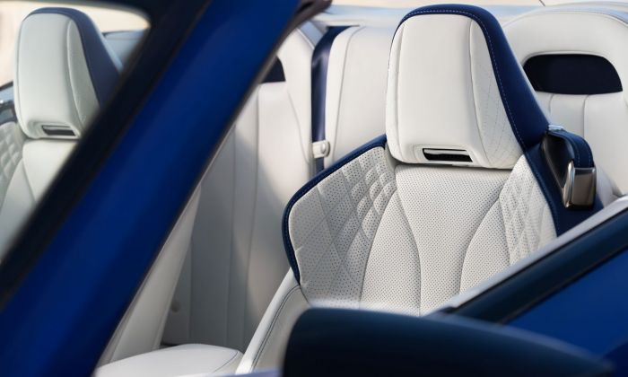 Uncover the Unexpected within the New LC 500 Convertible from Lexus