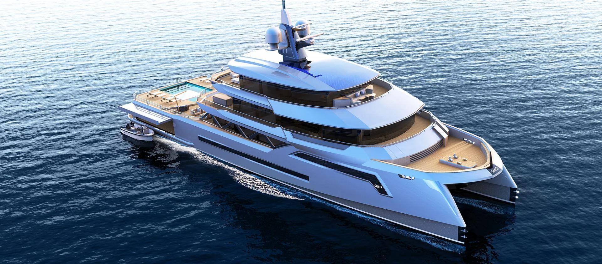 yacht concept, catamaran, yacht