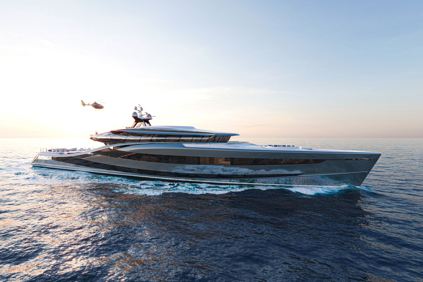 luxury yacht, yacht concept, yacht