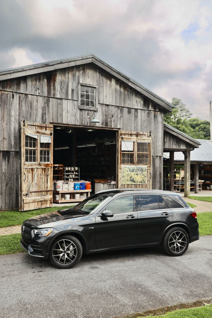 2021 AMG GLC 43 First Drive Review