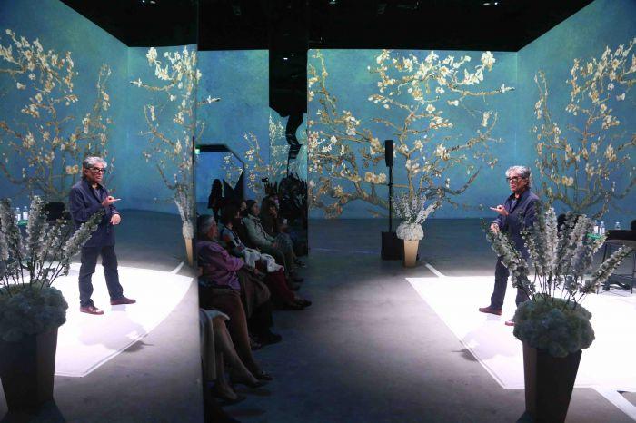 Deepak Chopra Companions with Immersive Van Gogh for New Meditation Collection