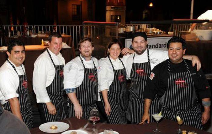 9th annual cooking showdown