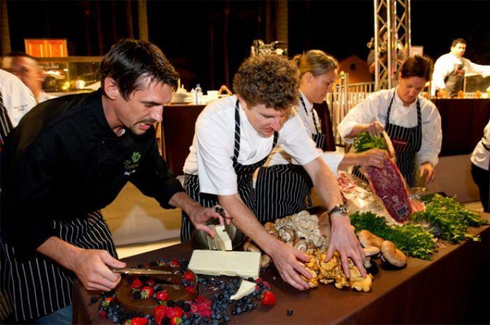8th annual cooking showdown